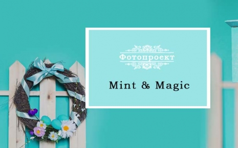 Проект завершен: Mint & Magic