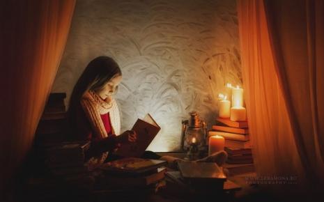 Фотосет: Сказки на ночь