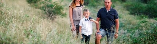 Семейная фотосессия Волгодонск